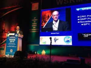 Dr. Zenn Speaking at 5th Congress of World Society for Reconstructive Microsurgery