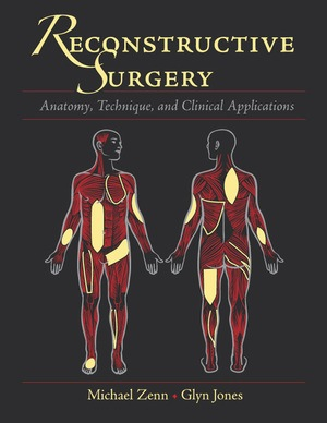 Reconstructive Surgery Book Cover | Zenn Plastic Surgery | Dr Michael Zenn