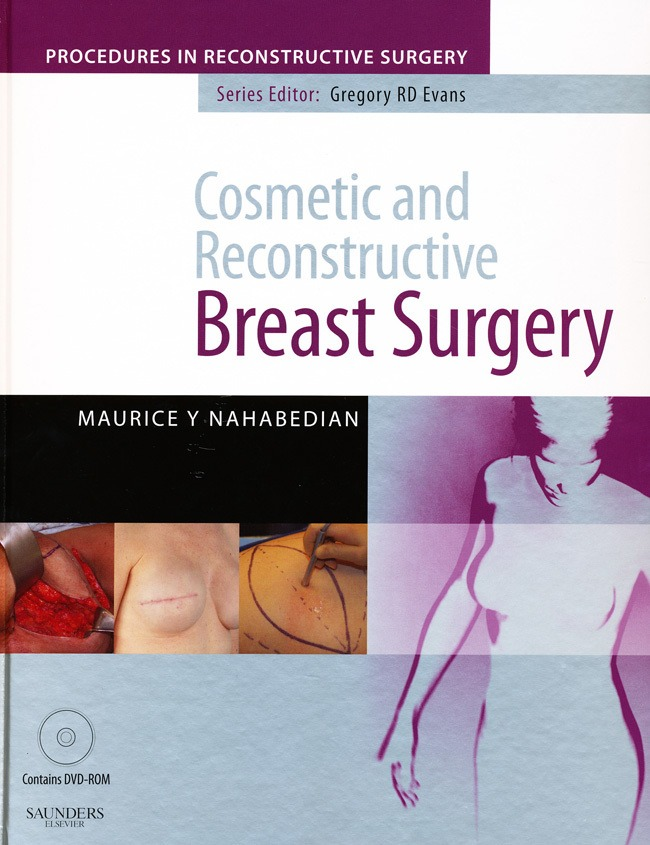 Cover Page to Cosmetic and Reconstructive Surgery Book