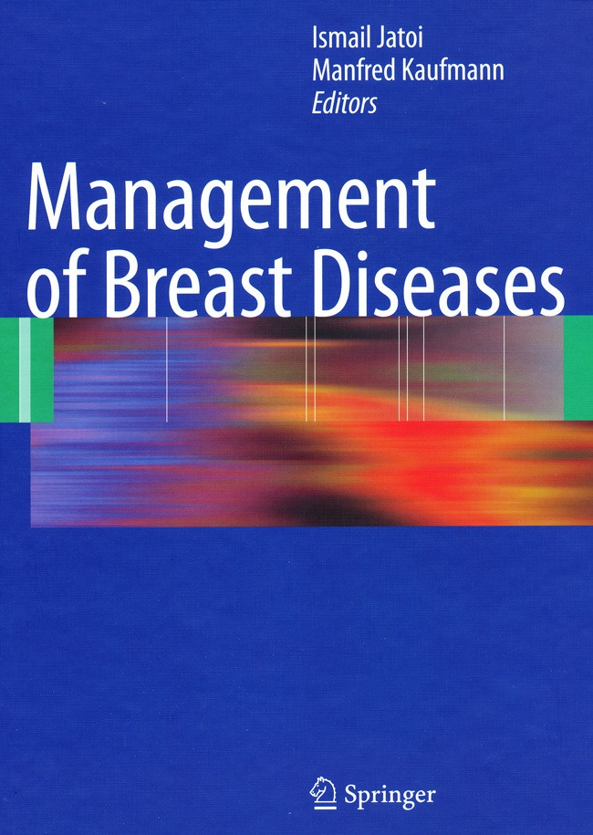 Management of Breast Diseases Cover Page