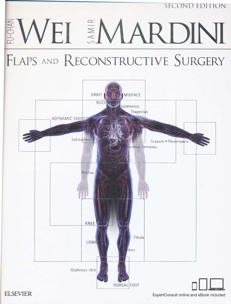 Flaps and Reconstructive Surgery Cover Page