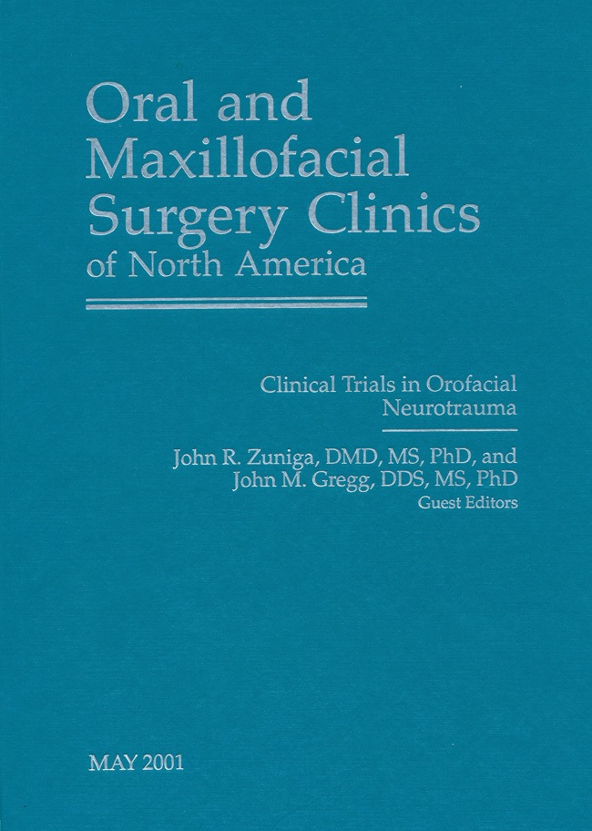 Cover Page to Oral and Maxillofacial Surgery Clinics of North America