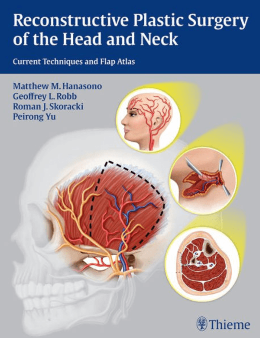 Cover Page for Reconstructive Plastic Surgery of the Head and Neck